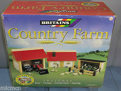 """Used, BRITAINS  MODEL No.40067     """" COUNTRY FARM """"     MIB for sale  Shipping to Ireland"""
