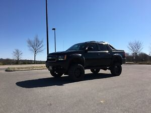 2007 avalanche lifted!!!!