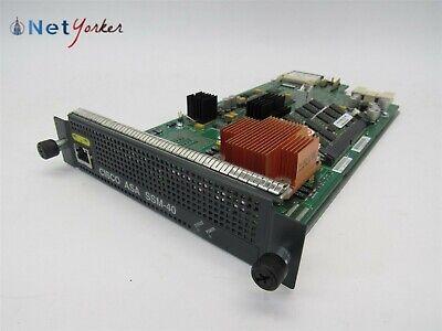 Cisco ASA-SSM-40 • ASA 5500 AIP Security Service Module (Cisco Rack Mountable Firewall)