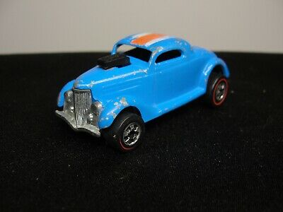 Hot Wheels Redline NEET STREETER Blue Enamel Flying Colors 1/64 Diecast 36 Ford