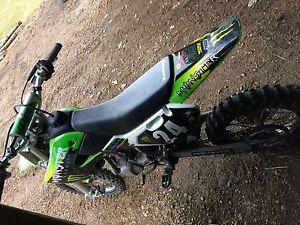 Kawasaki dirtbike  sold
