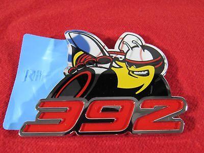 DODGE CHARGER SCATPACK 392 Emblem Right Side NEW OEM MOPAR
