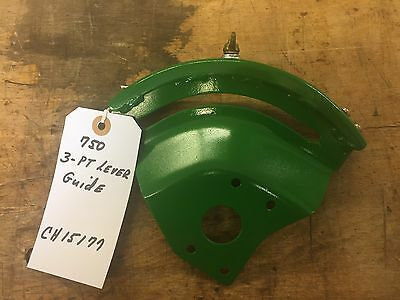 John Deere 750 Tractor 3-point Lever Guide