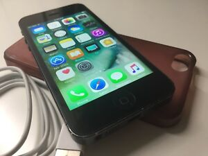 UNLOCKED iPhone 5 in good condition