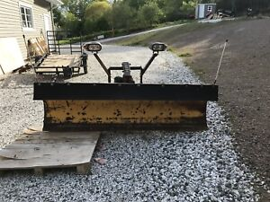8 foot Meyer Plow and mount