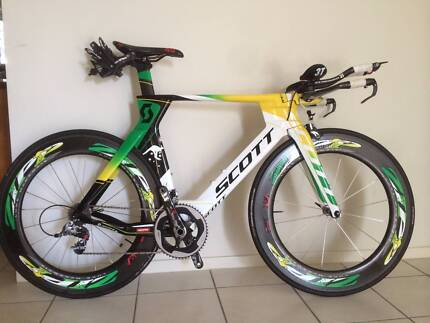 Scott Plasma 3 triathlon / time trial bike Singleton Singleton Area Preview