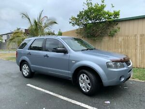 2008 Ford Territory SR 2 Kedron Brisbane North East Preview