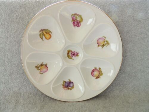 Fruit plate le Faune made in France  pear plate?