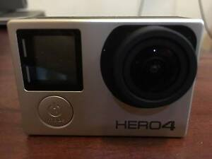 Gopro Hero4 Silver + 64G SD Card+Chest mount harness+Accessories Brisbane City Brisbane North West Preview