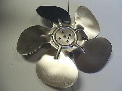 New Morrill 5 Blade Aluminum Fan Blade 08001f 14 Id 8 Od