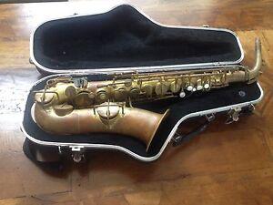 Martin Handcraft Alto Saxophone Sherwood Brisbane South West Preview