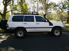 2005 Toyota LandCruiser 105 GXL (UPDATE MODEL) Jamboree Heights Brisbane South West Preview