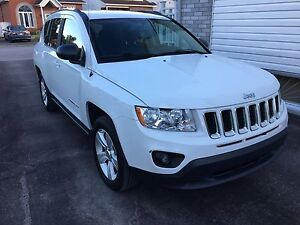 Jeep Compass 2011 North Edition