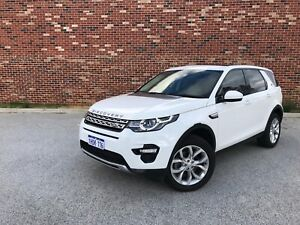 2016 Land Rover Discovery Sport!!! Diesel Engine!!! $39,990 Victoria Park Victoria Park Area Preview