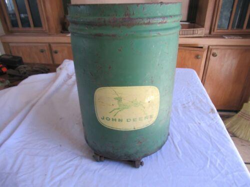 Vintage John Deere Planter Box Lot 21-2-C