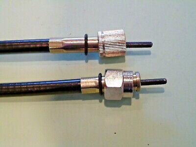 TRIUMPH TR6 T120 TR7 T140 SPEEDO CABLE 56 D609 60 0609 1971 1978 UK