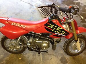 Honda mini bike