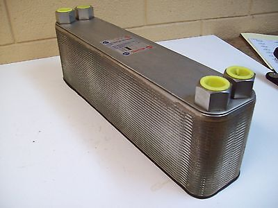 Hydac 02582239 Heat Exchanger Hex 615-60 Npt - Used - Free Shipping