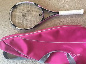 Tennis Racket and cover