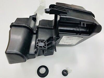 Genuine VW Transporter T6 Wing Mirror Inférieure Bouchon Gloss Black O//S