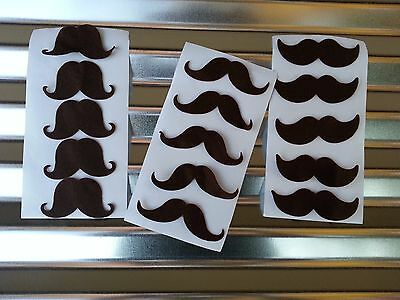 mustache costume, dress up, photo prop, Face sticker, mario - Mustache Costume