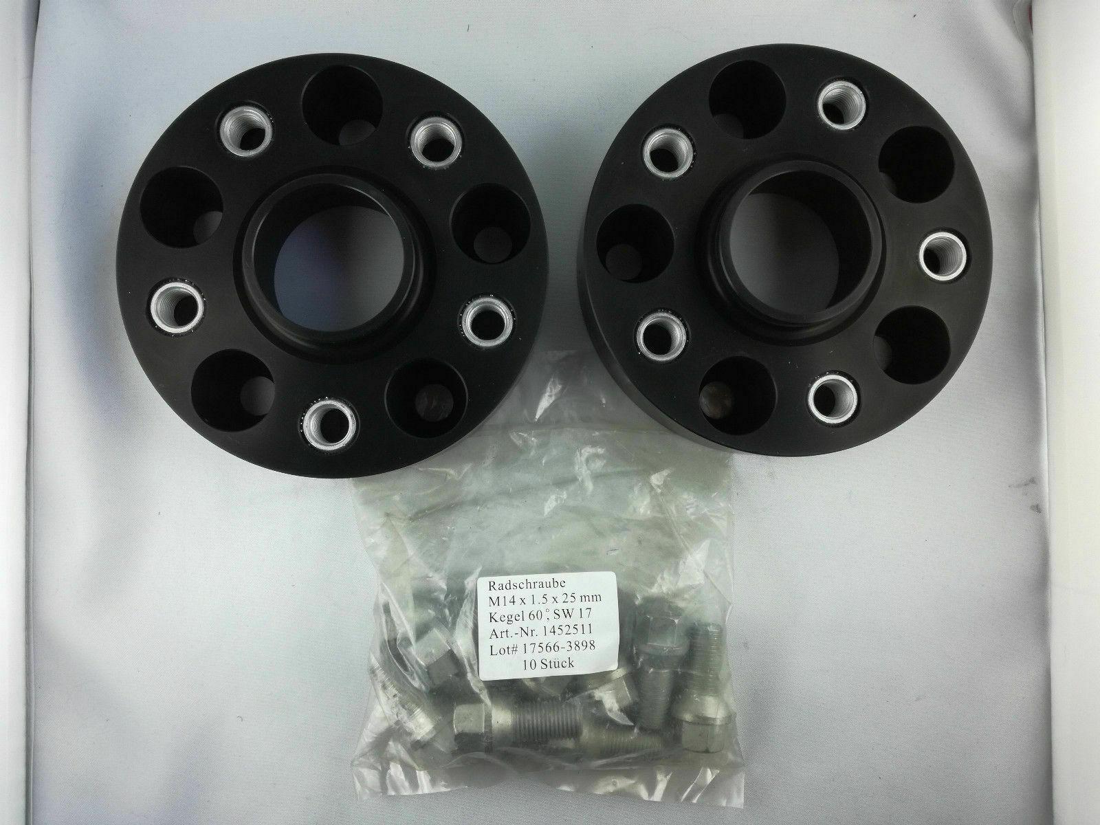 B8 B9 Alloy Wheel Spacers Universal Shim 10mm x 2  Audi A4 A5 A6 A7 A8 Q5 Q7