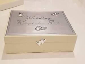 Wedding Keepsake Box Accessories Gumtree Australia Swan Area