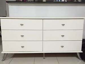 Bedroom tall boy dressing table storage Maroubra Eastern Suburbs Preview