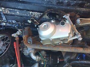 110cc pit bike motor