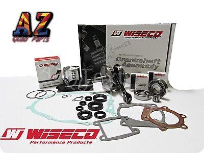 Yamaha Blaster 200 WISECO Crank Crankshaft 66mm Pro Lite Piston Seals Gasket Kit