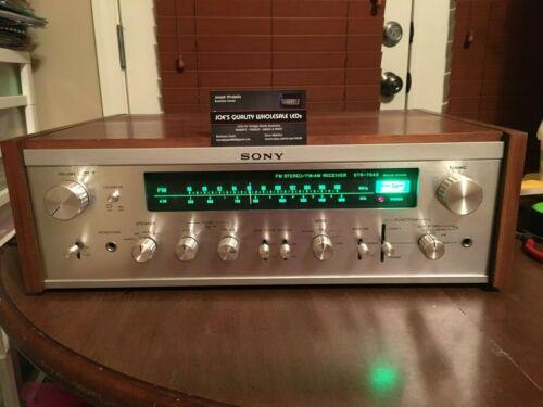 STR-6055 LED LAMP KIT/STR-7045(GREEN & WHITE)DIAL Sony /STR-6120 STR-6065 6050