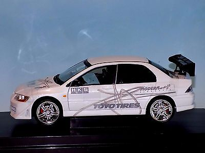 MITSUBISHI  LANCER  EVOLUTION VII  2002 THE FAST AND THE FURIOUS RC2 53607D 1:18 for sale  Shipping to United Kingdom