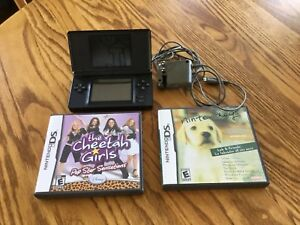 Nintendo DS Lite, 1 Game, Adapter & Case (Price Reduced)