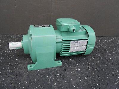 Leroy Somer Gear Reducer 5r6823 Cb172 Electric Motor 596823