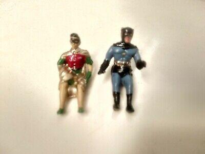 Corgi #267 Batman & Robin Figures Original Vintage for #267 Batmobile or Batboat