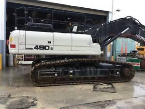 Used Hidromek HMK490LC Excavator Hallam Casey Area Preview