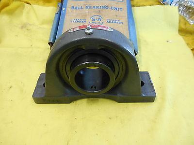 New Sealmaster Usa Np-36 Pillow Block Bearing For 2 14 Shaft