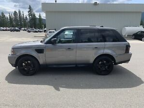 2007 Range Rover Sport  AWD Supercharged