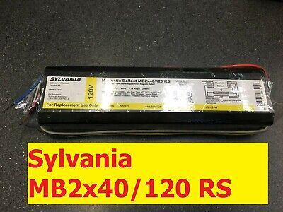 SYLVANIA QT2X32 T8//120 ISN-SC 120V Magnetic Ballast