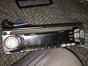 Jvc head unit  Edmonton Edmonton Area image 1