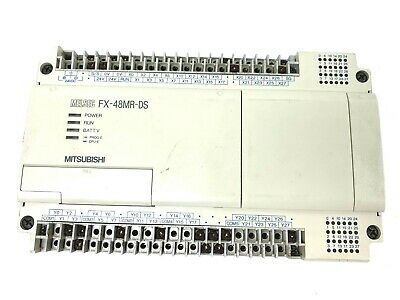 Mitsubishi Melsec Fx-48mr-ds Programmable Control Pre-owned