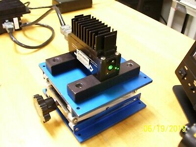 JDS Microgreen SLM laser 24 mW TEM 00! Custom table mount-Plug and Lase!  , used for sale  Land O' Lakes