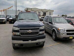 2005 Chevrolet Silverado 2500 HD