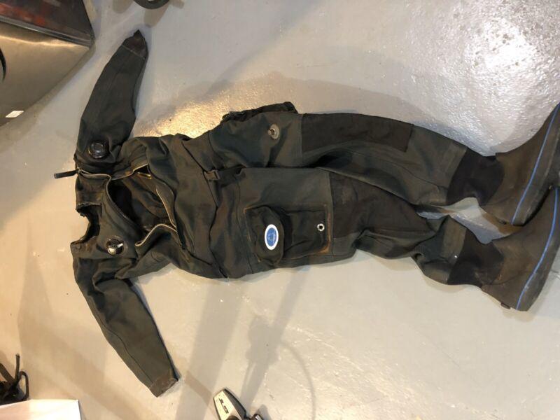 Drysuit Scuba Diving Diving Concepts Cave Wreck