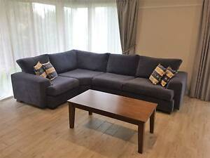 Comfy Corner Modular 5 Seater Lounge North Epping Hornsby Area Preview