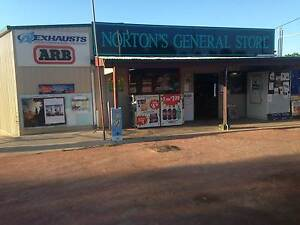 NORTONS STORE & MECHANICAL Lissner Charters Towers Area Preview