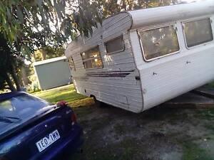Retro caravan for sale Ballarat Central Ballarat City Preview