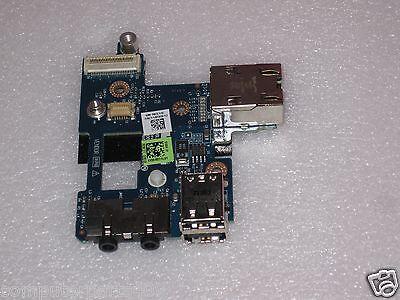 NEW ORIGINAL Dell Latitude E6400 Audio USB LAN Ethernet Board D810N LS-3809P