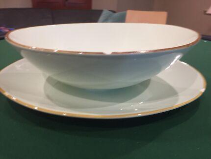 Matching Bowl and Platter - Make an Offer