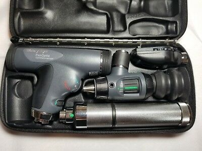 Welch Allyn 3.5v Diagnostic Set - Panoptic Macroview Otoscope Plugin Handle